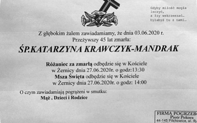 Katarzyna Krawczyk Mandrak
